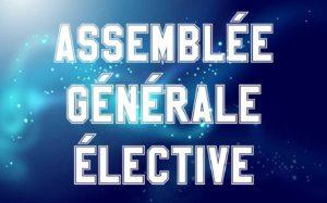 Assemblée générale élective 2021