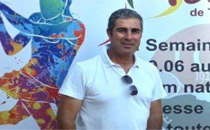 M. Abderrahmane Abdelmoumen nouveau DTN