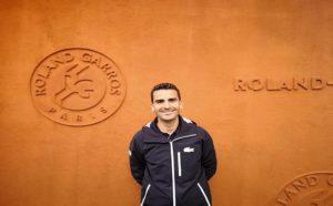 L'Algérien Nassim Belazri désigné comme juge de ligne à Roland-Garros 2021