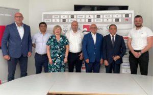 Un protocole d'accord discuté entre la FAT et son homologue Croate