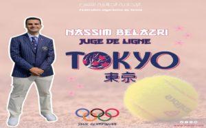 Jeux Olympiques: l'arbitre algérien Nassim Belazri retenu