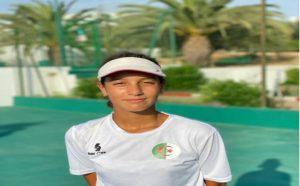 Circuit africain ITF/CAT : l'Algérienne Badache domine la tête de série N1